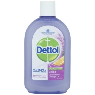 Dettol Disinfectant Liquid 500ml - Lavender & Orange Oil