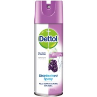 Dettol Air Disinfectant Spray 400ml - Fresh Berries