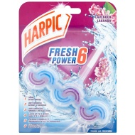 Harpic Fresh Power 6 Block - Lavender