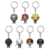 Pop! Fortnite Keychain - Dark Voyager