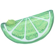 Fruit Wedge Novelty Pencil Case - Lime