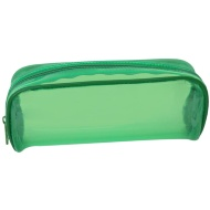 Jelly Tinted Pencil Case - Green