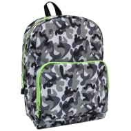 Camouflage Backpack - Grey