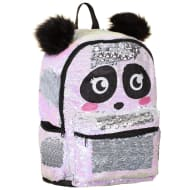 Animal Sequin Backpack - Panda