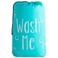 Slogan Laundry Bag - Wash Me