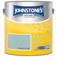 Johnstone's Paint Kitchen Matt - Vintage Duck Egg 2.5L