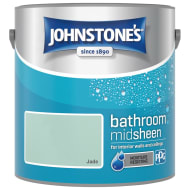 Johnstone's Paint Bathroom Midsheen - Jade 2.5L