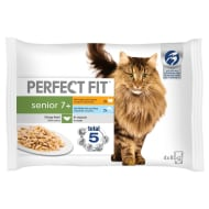 Perfect Fit Senior 7+ 4pk - Mixed
