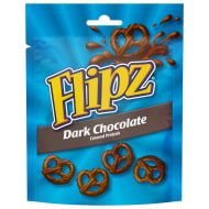 Flipz Dark Chocolate Pretzels 100g