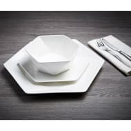 Deluxe Angular Dinner Set 12pc