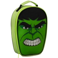 Marvel Avengers Lenticular Lunch Bag - Hulk