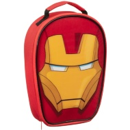Marvel Avengers Lenticular Lunch Bag - Iron Man