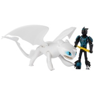 How to Train Your Dragon Action Figures - Hiccup & Lightfury
