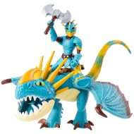 How to Train Your Dragon Action Figures - Astrid & Stormfly