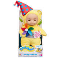 Party Teletubbies Talking Plush Toy - Laa-Laa