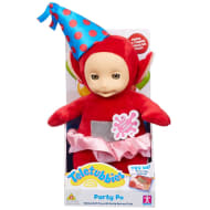 Party Teletubbies Talking Plush Toy - Po