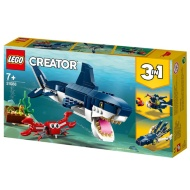 LEGO Creator 3-in-1 Deep Sea Creatures