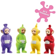 Teletubbies Figures 4pk