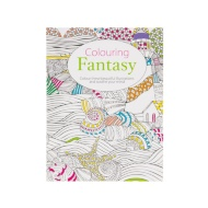 The Mini Book of Colouring Fantasy