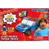 Ryan's World Mini Brix - Police Truck