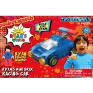 Ryan's World Mini Brix - Racing Car