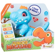 Touch & Talk Junior Megasaur - Blue
