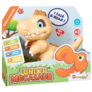 Touch & Talk Junior Megasaur - Brown