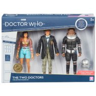 Doctor Who Collectible Action Figures - The Two Doctors