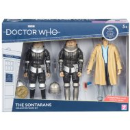 Doctor Who Collectible Action Figures - The Sontarans