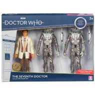 Doctor Who Collectible Action Figures - The 7th Doctor