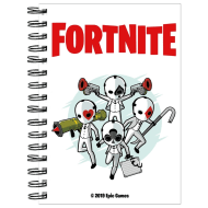 Fortnite A5 Notebook - Wild Card