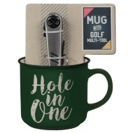 Mug & Golf Multi-Tool Gift Set