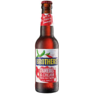 Brothers Strawberries & Cream English Cider 330ml