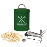 Golf Accessory Gift Set