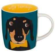 Dog Mug - Hello Sausage