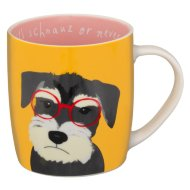 Dog Mug - Schnauz or Never