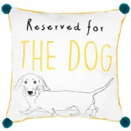 Pet Cushion - Reserved for the Sausage Dog