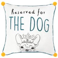 Pet Cushion - Reserved for the French Bulldog