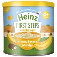 Heinz First Steps Creamy Banana Porridge 240g