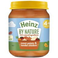 Heinz By Nature Sweet Potato & Tender Chicken 120g