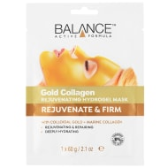 Balance Gold Collagen Hydrogel Face Mask