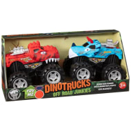 Dino Trucks Off Road Junkies 2pk