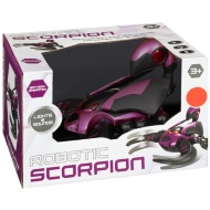 Crawling Robotic Scorpion