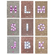 A5 Light Up Alphabet Notebook