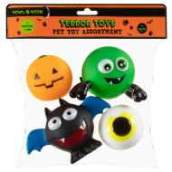 Terror Toys Pet Toys Assortment 4pk