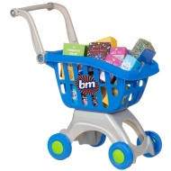 Play & Pretend B&M Shopping Trolley