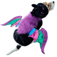 Halloween Dog Costume - Medium-X Large - Bat