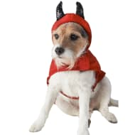 Halloween Dog Costume - X Small-Small - Devil