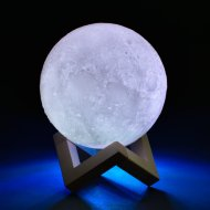 Colour Changing 3D Moonlight Luna Light