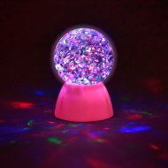 LED Glitter Water Ball Light